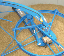 Single-Auger-Ring-Drive