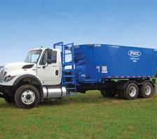 Patz Truck Mount Mixer