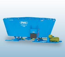 Patz Twin Screw Stationary Mixer