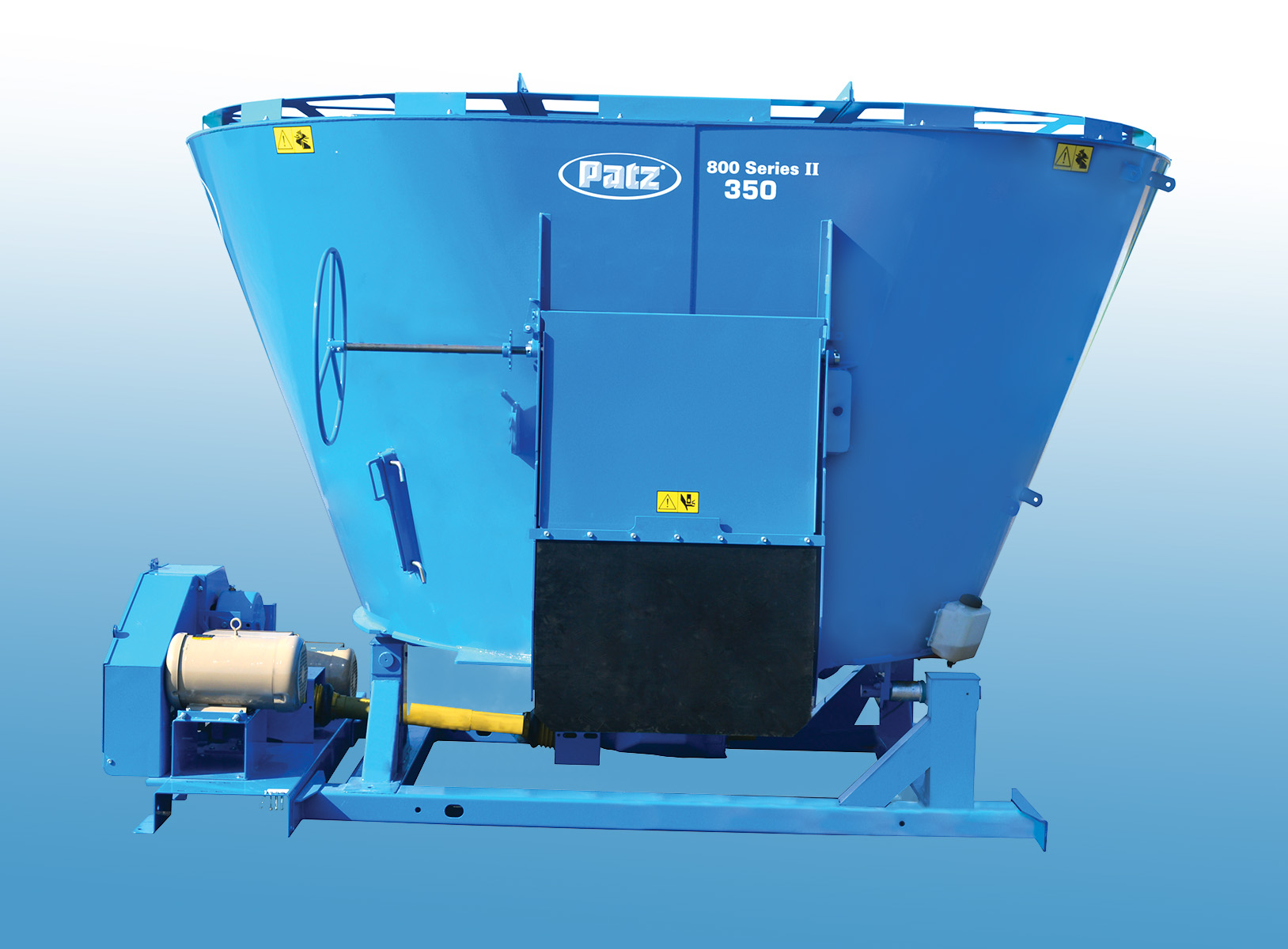 agricultural machinery stationary mixers patz