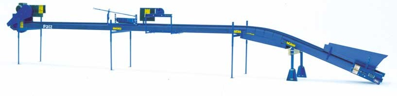 Patz Belt Conveyor