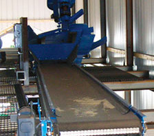 Patz Distribution Conveyor