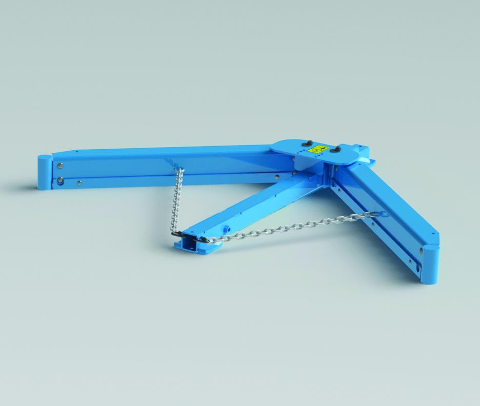 Patz Versa Folding V Scraper